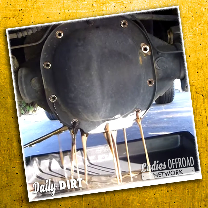 12 Steps to Changing Your Differential Fluid