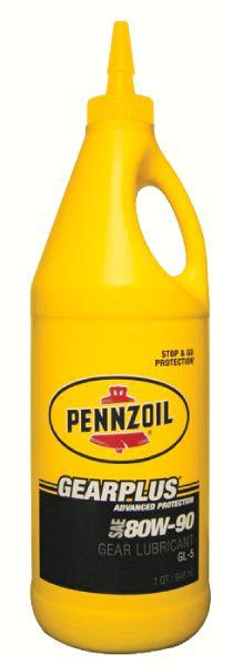Pennzoil Gearplus