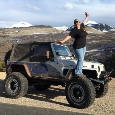 Easter Jeep Safari – Alicia's Story