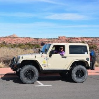 Another Jeep Bucket Item Completed – Easter Jeep Safari
