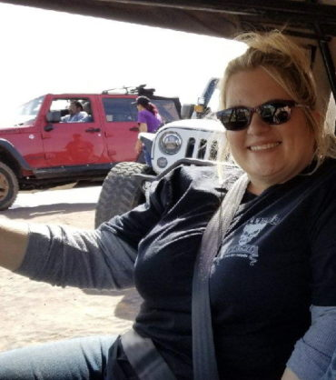 Crystal Hansen Ladies Offroad 1