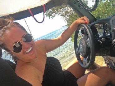 Danielle Terpko Ladies Offroad 2