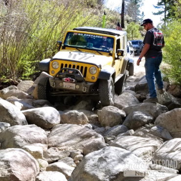 Bumble Bee's 2018 Big Bear Jeep Jamboree Adventure – Jacki's Story
