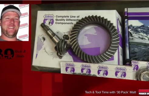 E17 Tech and Tools Yukon and ARB Install