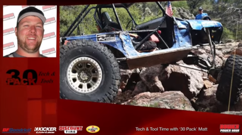 "Maintaining Your Offroad Vehicle with ""30Pack"" Matt"