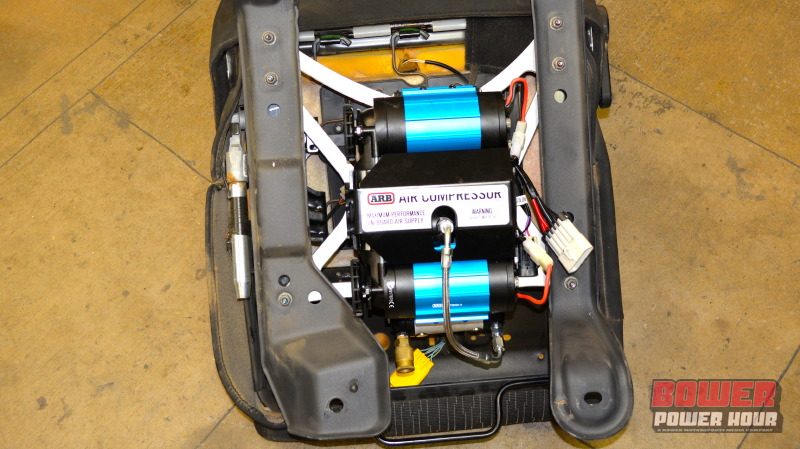 Bower Power Hour Arb Air Compressor Install: Arb Air Pressor Wiring Harness At Gundyle.co