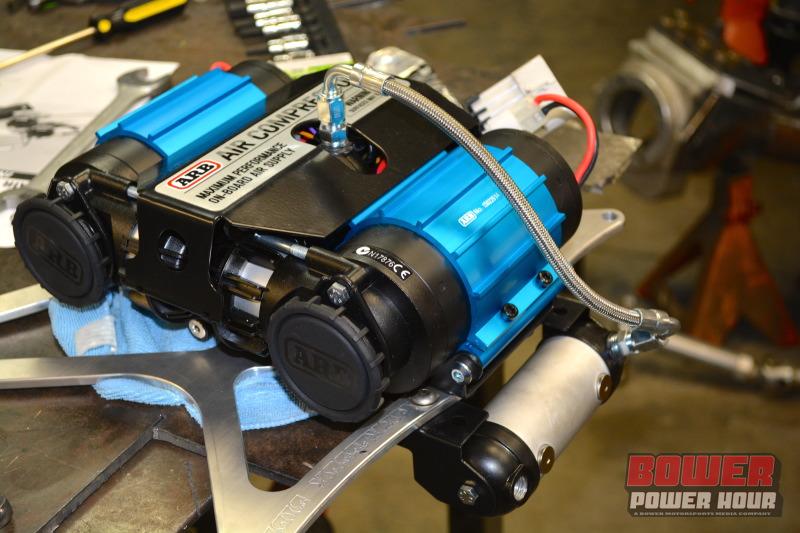 Installing An Arb Air Compressor With  U201c30pack U201d Matt