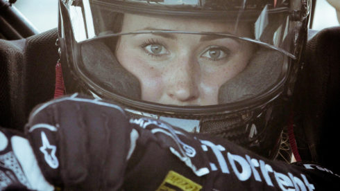 Sara Price to Become the First Female Driver in Stadium SUPER Trucks