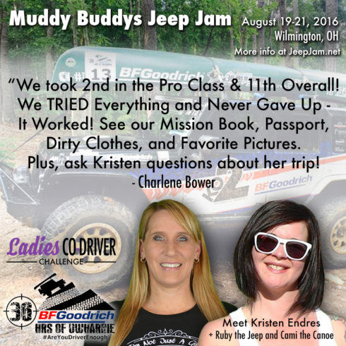 Muddy Buddys Jeep Jam Meet & Greet