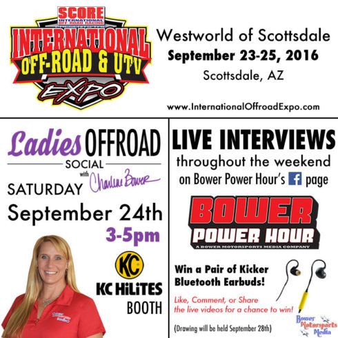 Ladies Offroad Social at 2016 International Off-Road & UTV Expo