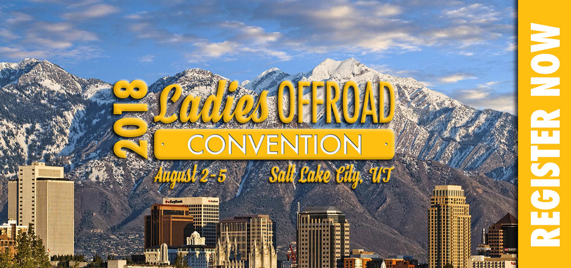 2018 Ladies Offroad Convention