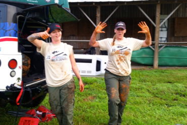 36 Hours of Uwharrie Ladies Co-Driver Challenge