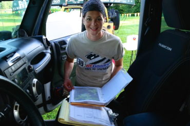 36 Hours of Uwharrie – Kristen's Story – 2016 Ladies Co-Driver Challenge – Event 2