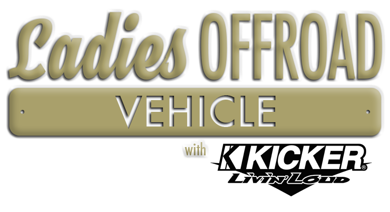 Ladies Offroad Vehicle