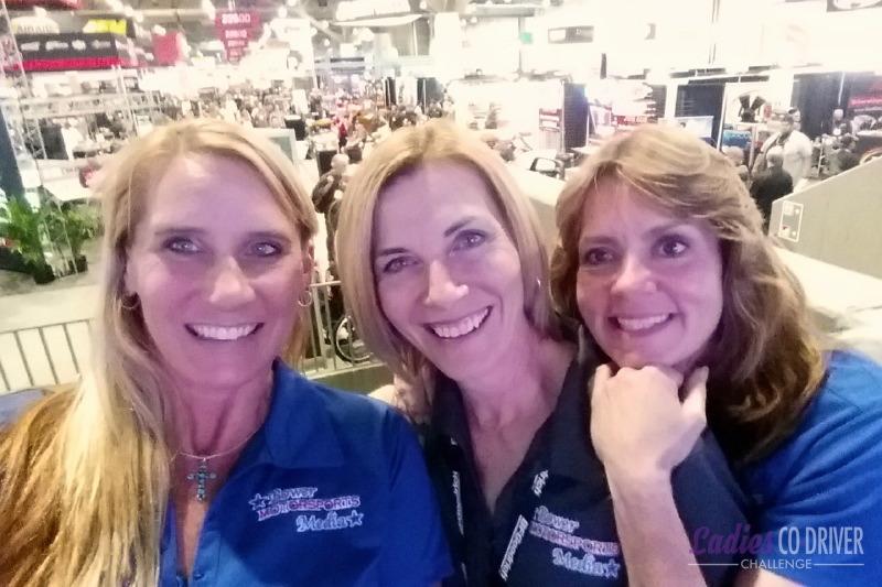 SEMA Show – Kristie's Story – 2016 Ladies Co-Driver Challenge – Event 4