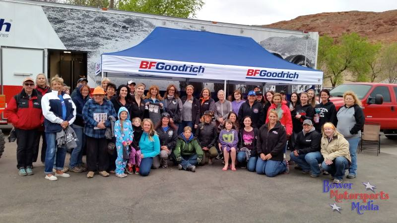 Co-Driver Challenge Opens During Ladies Meet and Greet Evening at 2016 EJS