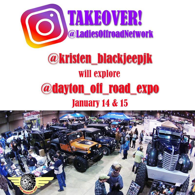 Instagram Takeover: Dayton Offroad Expo