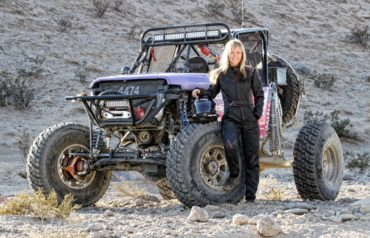 Jessi Combs ladies offroad network