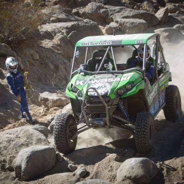 Teryx Girls King of the Hammers