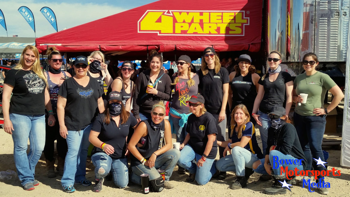 Ladies Offroad Network Socials and Experiences at King of the Hammers a Success