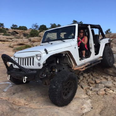 Angela Hinkley – Ladies Offroad Challenge Featured Entry