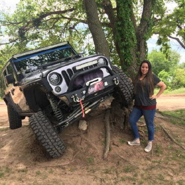 Brittany Martin – Ladies Offroad Challenge Featured Entry