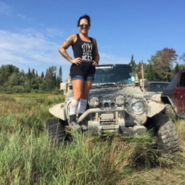 Jennifer Fura – Ladies Offroad Challenge Featured Entry