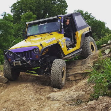 Jessica Greenland – Ladies Offroad Challenge Featured Entry