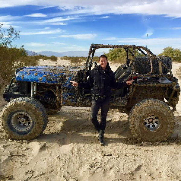 Kristin Conrad – Ladies Offroad Challenge Featured Entry