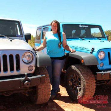 Jaime Bengston's Ladies Offroad Challenge Experience