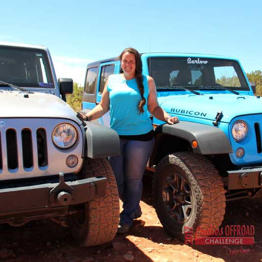 Jaime Bengston's Ladies Offroad Challenge Experience