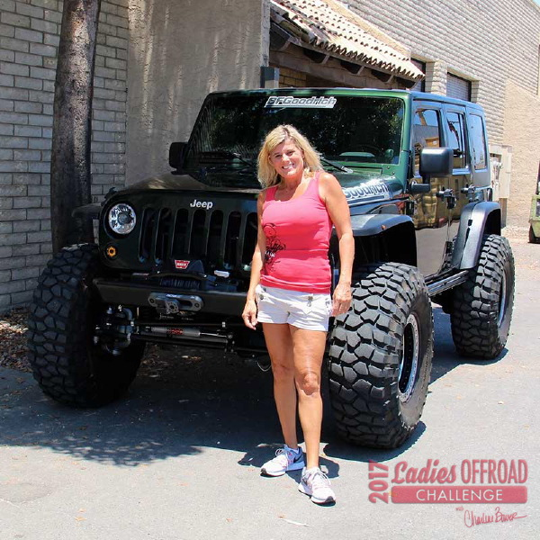 Marbella Spata's Ladies Offroad Challenge Experience
