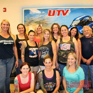 2017 Ladies Offroad Challenge Training Weekend – UTV Inc. Shop Tour