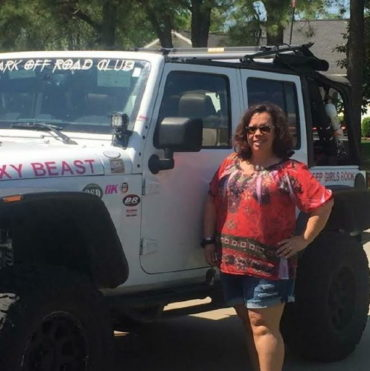 Taunya Jones – Ladies Offroad Challenge Featured Entry