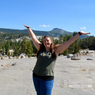 Achieve Tahoe Rubicon Trail – Jaime's Story – Ladies Offroad Challenge Event 1