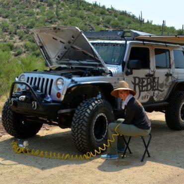 Elisa Burke's Wild Wheeling Weekend Experience