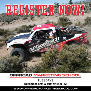 Offroad Marketing School