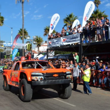 50th SCORE Baja 1000 Presented by BFGoodrich Tires Green Flag Drop