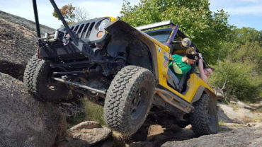 Jessica Greenland-Ladies Offroad Network Member