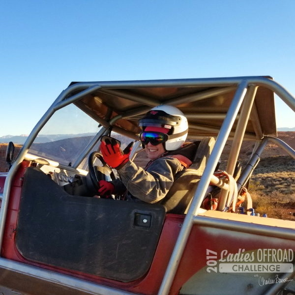 Fury Rode – Melissa's Story – Ladies Offroad Challenge Event 3