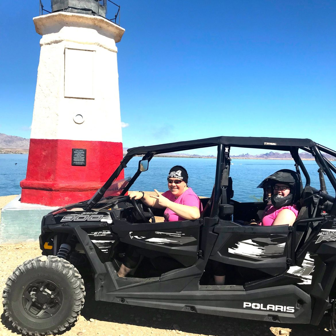 Kris Bowe – Ladies Offroad Challenge Featured Entry