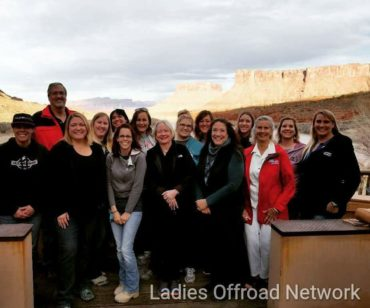 Ladies Offroad Network Raceline Dinner