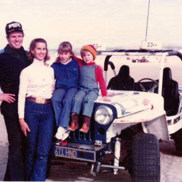 Over Two Decades Working in the Offroad Industry – Charlene's Story
