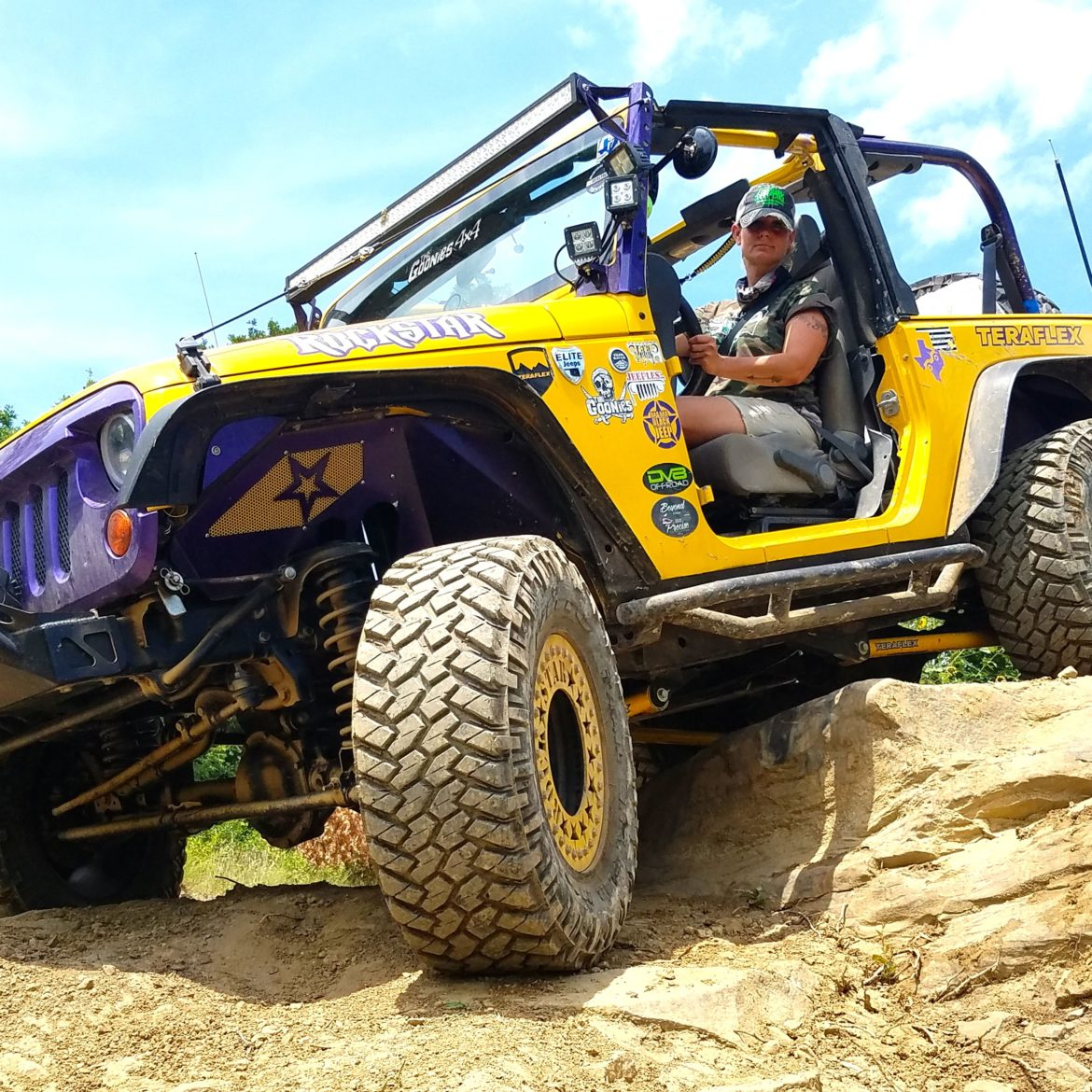 Jessy Greenland – Ladies Offroad Challenge Featured Entry