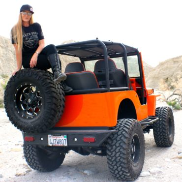 Judy Moore – Ladies Offroad Challenge Featured Entry