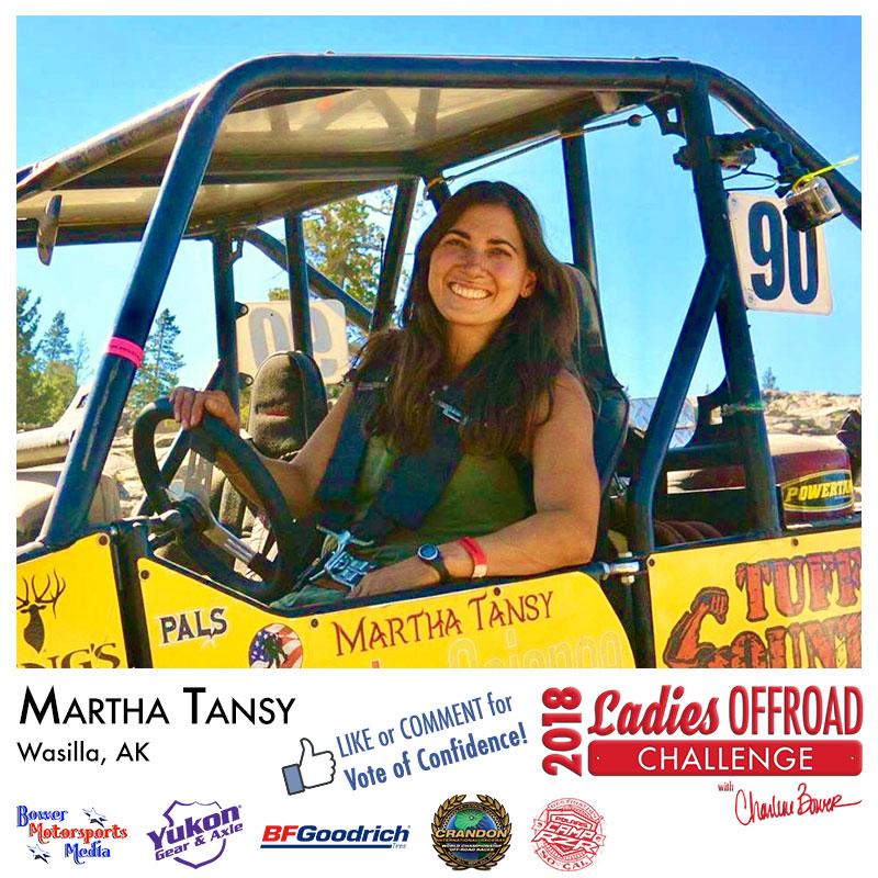 Martha Tansy