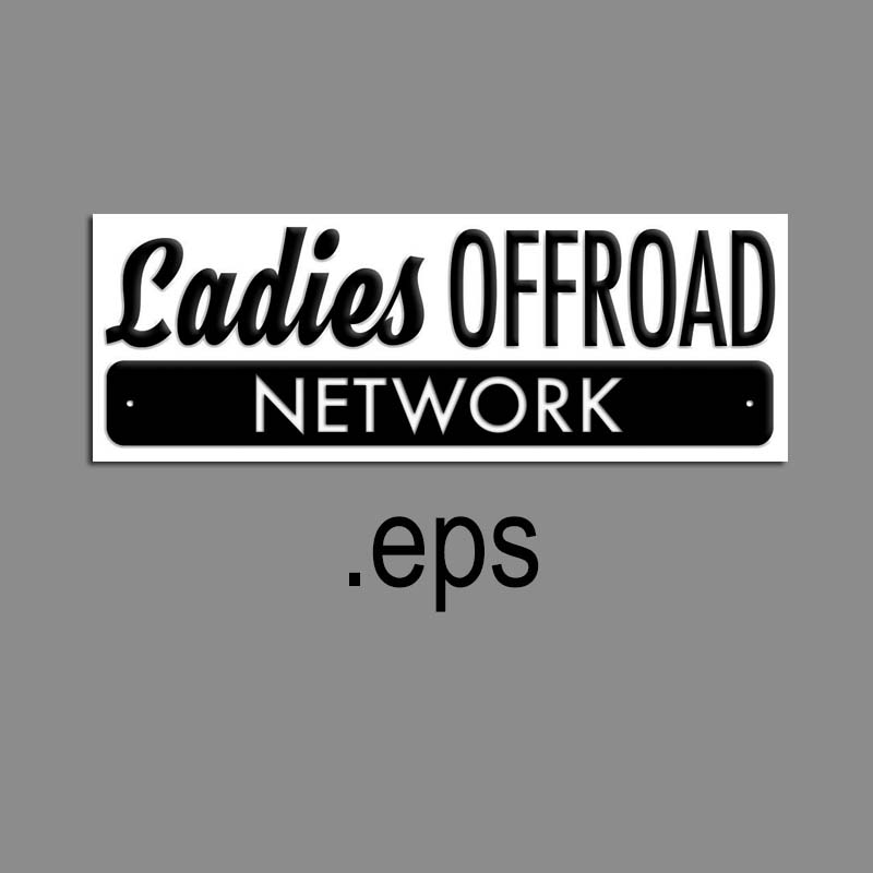 Ladies Offroad Network Logo .eps