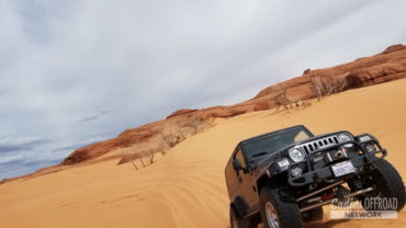 Moab Girls Offroad 1