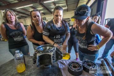 Kathryn Spoor Ladies Offroad Challenge D1 23