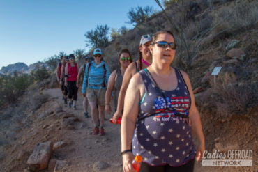 Kris Bowe Ladies Offroad Challenge D4 57